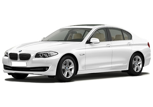 BMW 5 Series 2003-2012 Alpine White Color