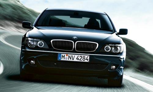Bmw 740li. BMW 7 Series 740Li