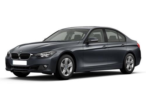 BMW 3 Series Grey Color Pictures