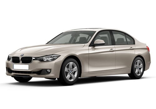 BMW 3 Series Silver Color Pictures