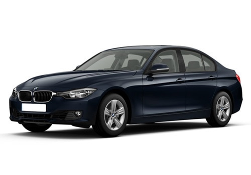 BMW 3 Series Blue Color Pictures