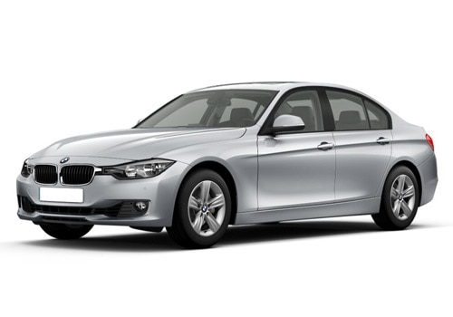 BMW 3 Series Mineral White Color