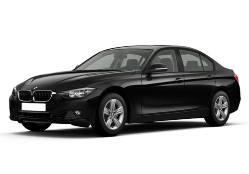 BMW 3 Series black Color Pictures