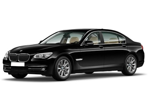 BMW 7 Series black Color Pictures