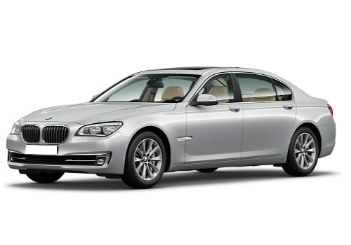 BMW 7 Series Glacier Silver Color