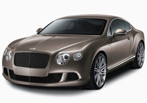 Bentley Continental Arabica Color