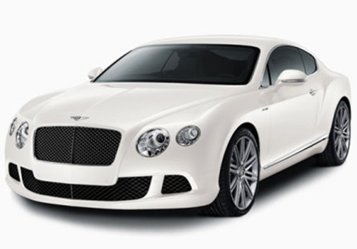 Bentley Continental Arctica Color