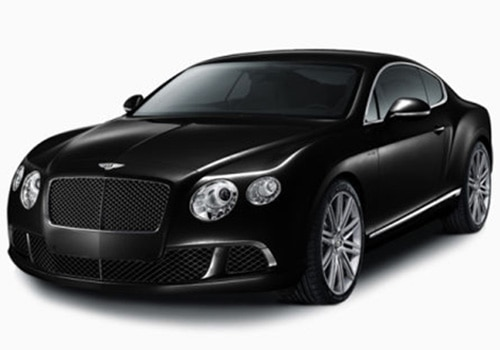 Bentley Continental Beluga Color Pictures