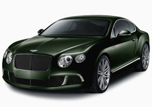 Bentley Continental Bronze Color Pictures