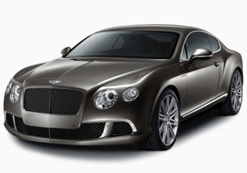 Bentley Continental BROWN Color Pictures