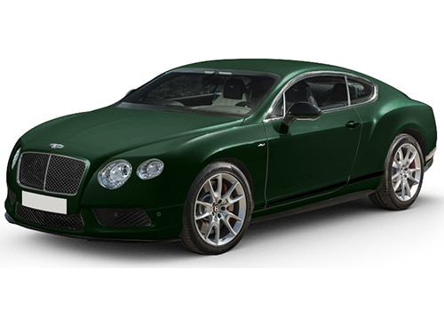 Bentley Continental Barnato Color