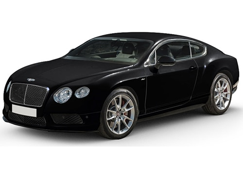Bentley Continental Beluga Color