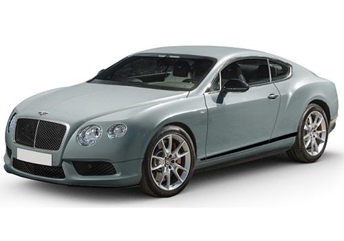 Bentley Continental Breeze Blue Color