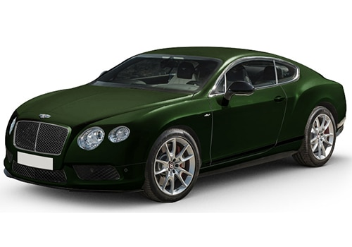 Bentley Continental Bridgewater Bronze Color