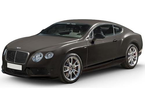 Bentley Continental Brodgar Color