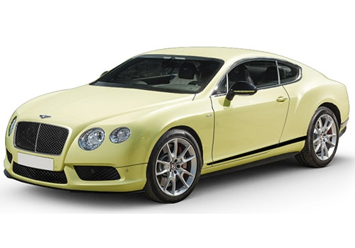 Bentley Continental Citric Color