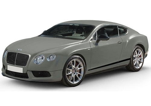 Bentley Continental Granite Grey Color