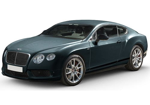 Bentley Continental Light Onyx Color