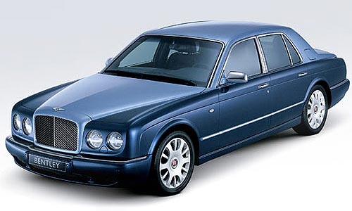 Bentley Arnage Pictures