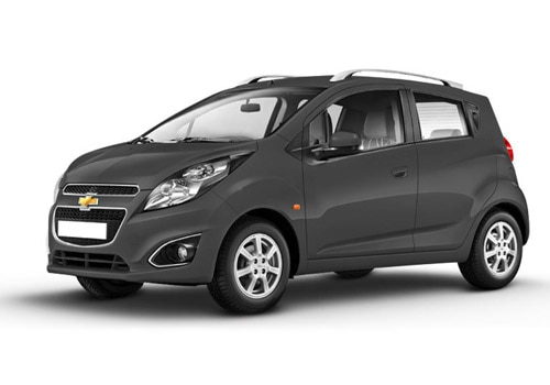 Chevrolet Beat Caviar Black Color