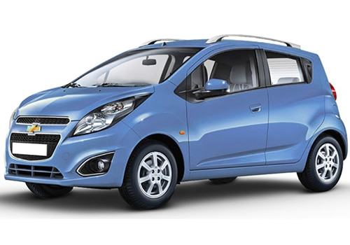 Chevrolet Beat Misty Lake Color