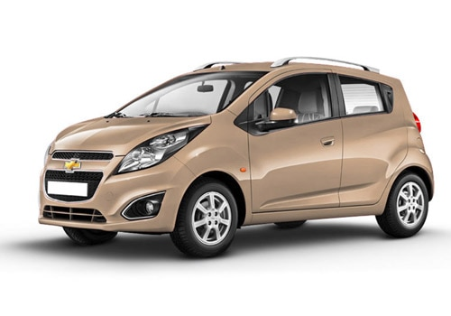 Chevrolet Beat Linen Beige Color