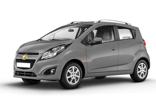 Chevrolet Beat Sand Drift Grey Color