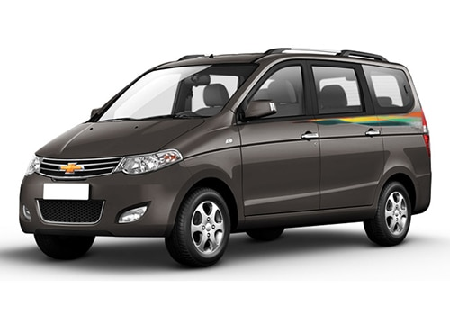 Chevrolet Enjoy Sandrift Grey Color