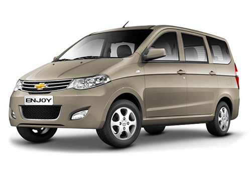 Chevrolet Enjoy Linen Beige Color