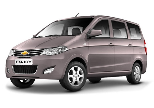 Chevrolet Enjoy 2013-2015 Sandrift Grey Color
