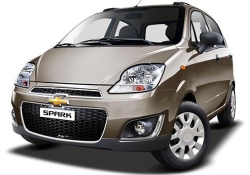 Chevrolet Spark Linen Beige Color
