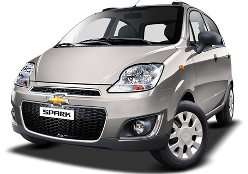 Chevrolet Spark Switch Blade Silver Color