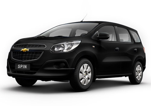 Chevrolet Spin Pictures