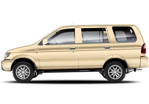 Chevrolet Tavera Beige Color Pictures