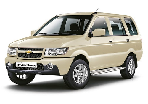 Chevrolet Tavera Linen Beige Color