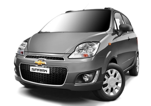 Chevrolet Spark Grey Color Pictures