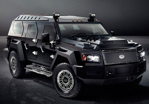 2015 conquest knight armored luxury suv 4x4. Black Bedroom Furniture Sets. Home Design Ideas