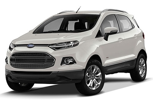 Ford Ecosport Moondust Silver-Ford Ecosport Color