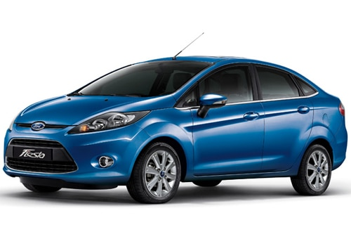 Ford Fiesta3 New Ford Fiesta 2011 launched in India