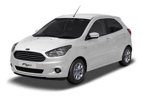 Ford Figo Oxford White Color