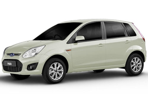 Ford Figo Chill Metallic Color