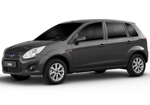 Ford Figo Smoke Grey Color