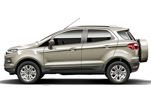 Ford Ecosport Chill Color Pictures