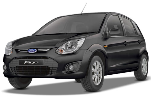Ford Figo Grey Color Pictures