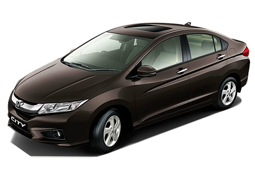 Honda City Brown Color Pictures
