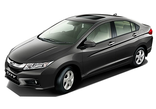Honda City Metallic Titanium Color Pictures