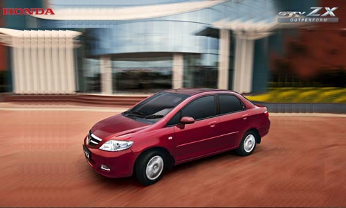 Honda City ZX Cars For Sale