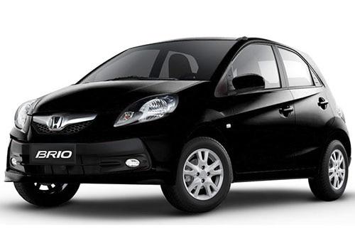 Honda Brio Crystal Black Pearl Color