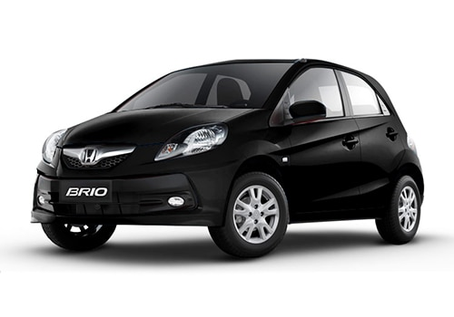 Honda Brio Crystal Black Pearl Color