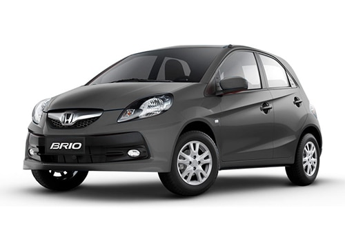 Honda Brio Urban Titanium Color